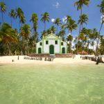 Praia dos Carneiros se destaca como uma das mais belas e desejadas de Pernambuco