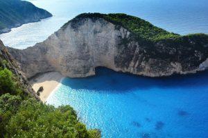 Zakynthos, a ilha grega com a praia mais bonita do mundo