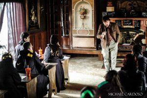 Escola de Magia e Bruxaria em Campos do Jordão atrai fãs de Harry Potter