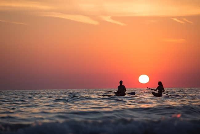 10 praias românticas para viajar com seu amor