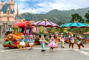 Descubra as diferenças e preços dos parques da Disney ao redor do mundo