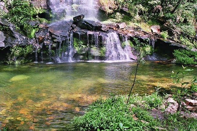 As melhores cachoeiras em Pirenópolis