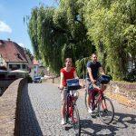 Ciclovia do Danúbio passa por 10 países da Europa