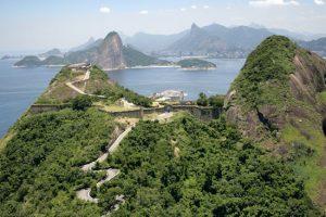 Forte de São Luiz, em Niterói, tem uma das melhores vistas doRJ