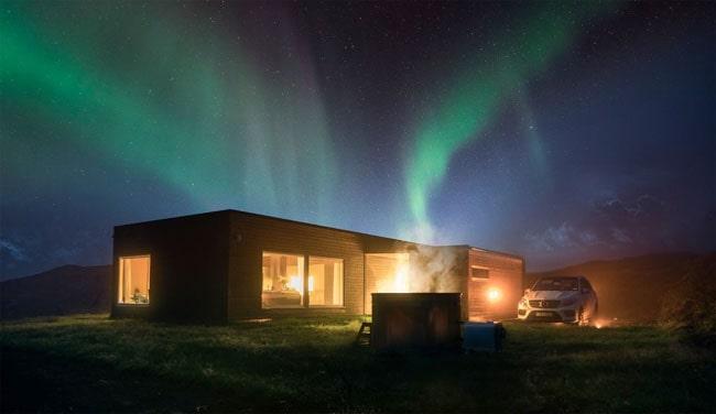 Hospedagem dos Sonhos: Hrifunes Park Cabins, na Islândia