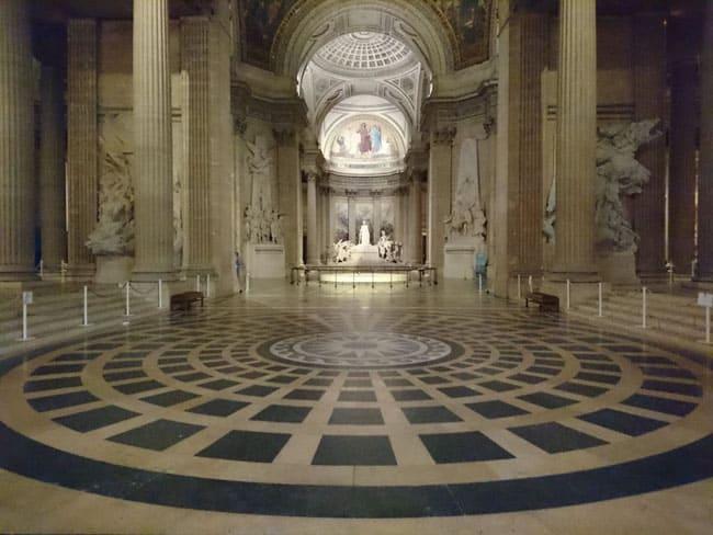 Por que visitar o Panteão de Paris, um dos monumentos mais bonitos dacidade