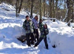 Caminhada a Lagoa Congelada FAMILY PLAN