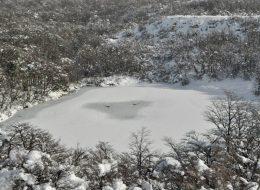 Caminhada a Lagoa Congelada