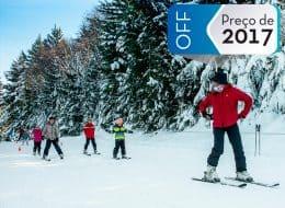 Winter Park, O lugar ideal de Ski para principiantes
