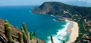 Costão de Itacoatiara revela uma das mais belas paisagens deNiterói