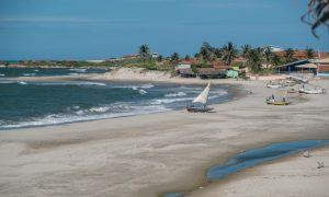 Fortim no Ceará, é como um oásis no nordeste brasileiro
