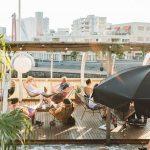 Aloha Bar: um pedacinho sustentável e tropical em plena Rotterdam