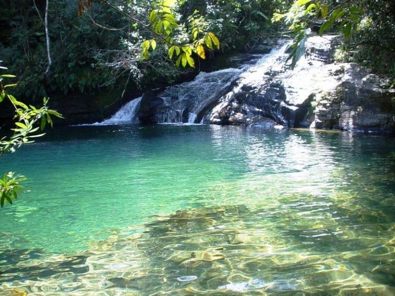 Carrancas: o lar das cachoeiras cristalinas em Minas Gerais
