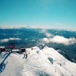 Lugares diferentes na América do Sul para esquiar e ver a neve no próximoinverno