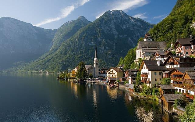 Hallstatt: um vilarejo cheio de história e cenário encantador