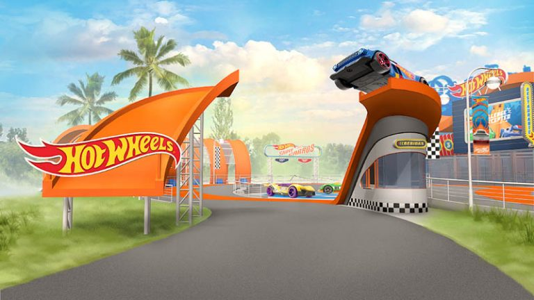 Beto Carrero World inaugura área temática Hot Wheels