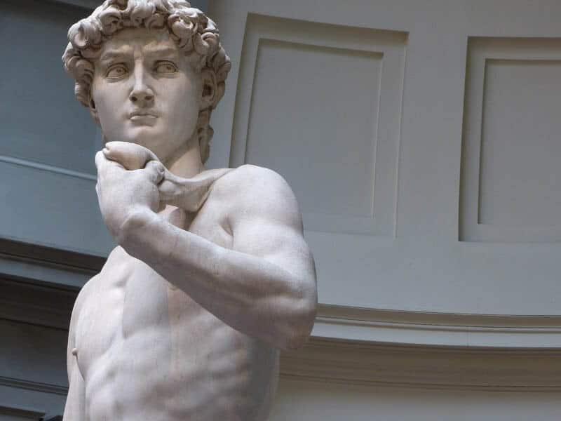 Galleria dell'Accademia em Florença: admire o esplendor do David de Michelangelo