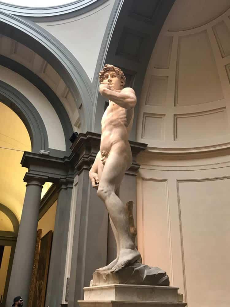 Galleria dell'Accademia em Florença