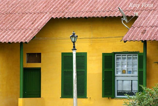 Itatinga, a vila inglesa de Bertioga, oferece uma viagem no tempo