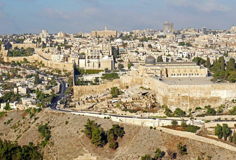 Jerusalém é uma mistura de história, cultura e tradição em constante movimento