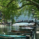 Annecy: uma joia aos pés dos Alpes
