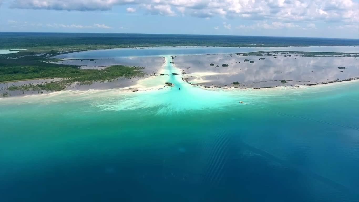 Bacalar: paraíso no México pouco explorado com a incrível Lagoa das 7 Cores