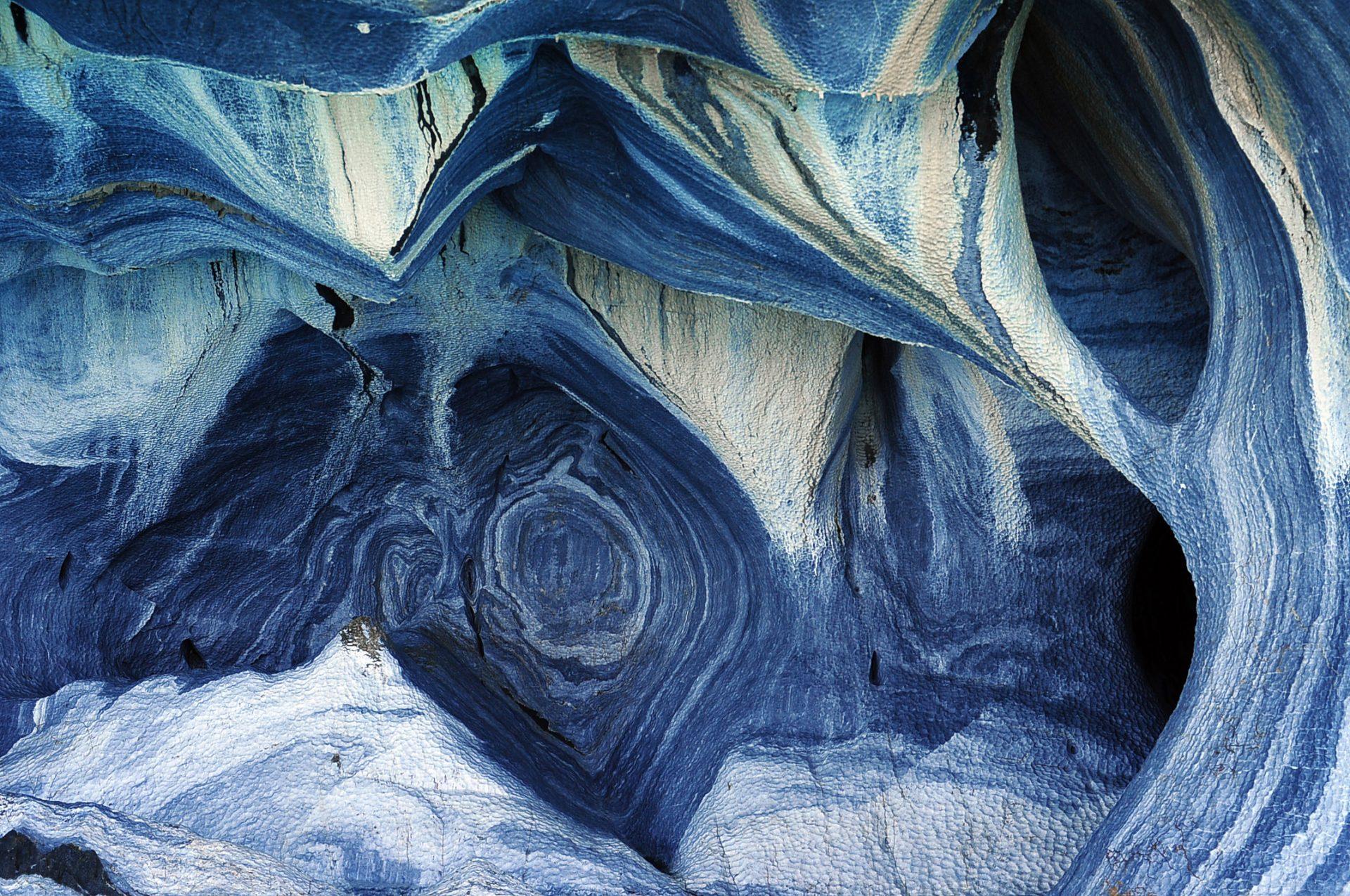 Formações rochosas são atrações imperdíveis na Patagônia chilena