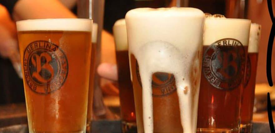 Bariloche atrai fãs de cerveja com opções artesanais