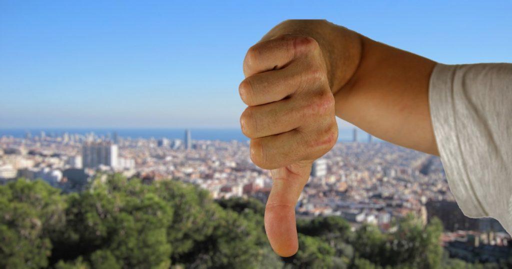 5 coisas que você não deve fazer ao viajar para Barcelona