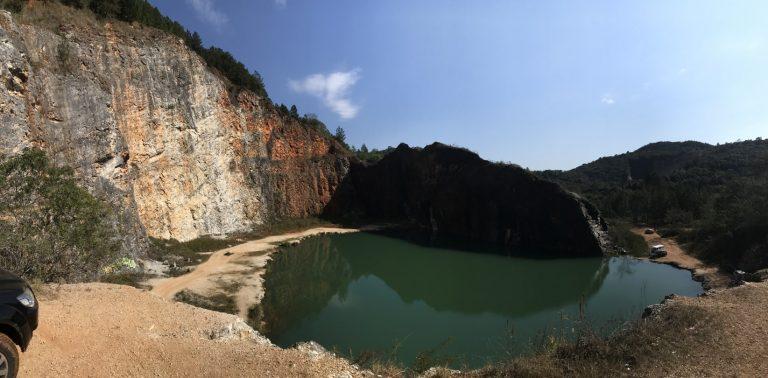 Morro da Palha e Lagoa Azul: passeio nos arredores de Curitiba com paisagens exuberantes