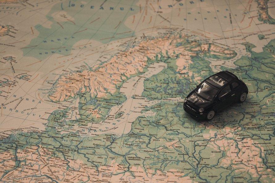Como fazer uma road trip pela Europa com 45 cidades em apenas 14dias