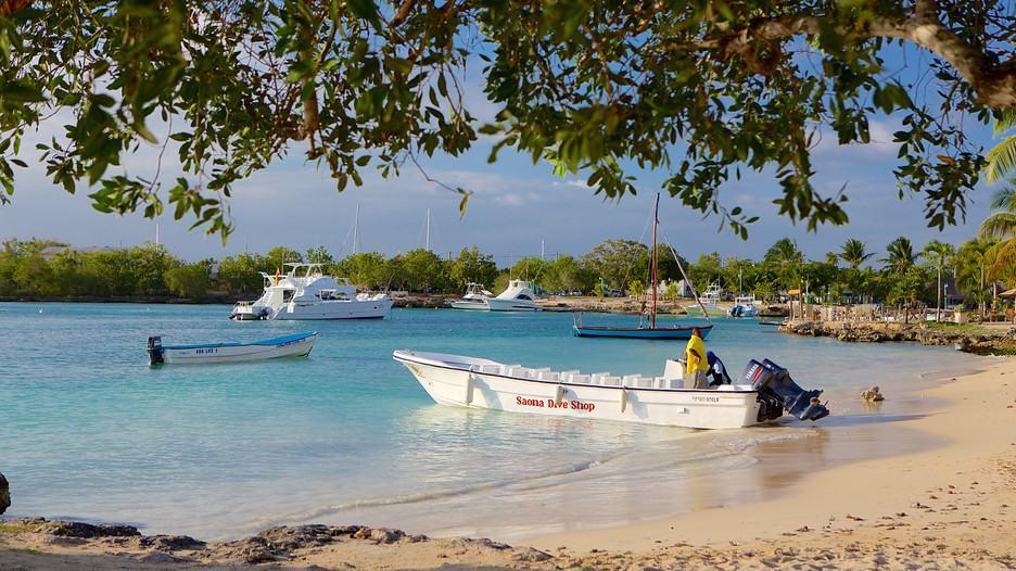 Que tal descansar em Bayahibe, uma vila de pescadores perto de PuntaCana?