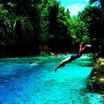 Rio Encantado nas Filipinas: o nome perfeito para esse espetáculo da natureza
