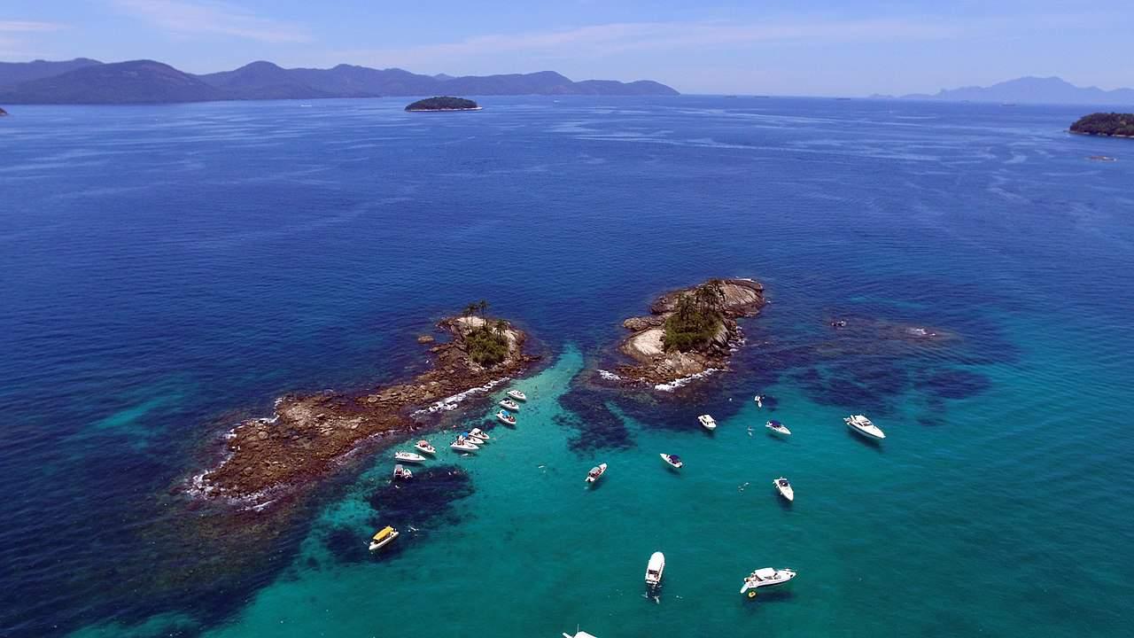 Ilhas Botinas é um cartão-postal de Angra dos Reis que você deve conhecer