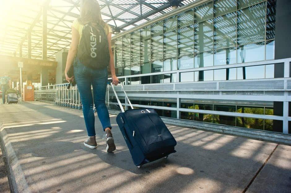 malas para viajar