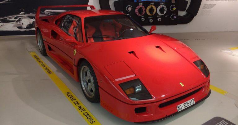 Maranello, destino na Itália especial para os fãs da Ferrari