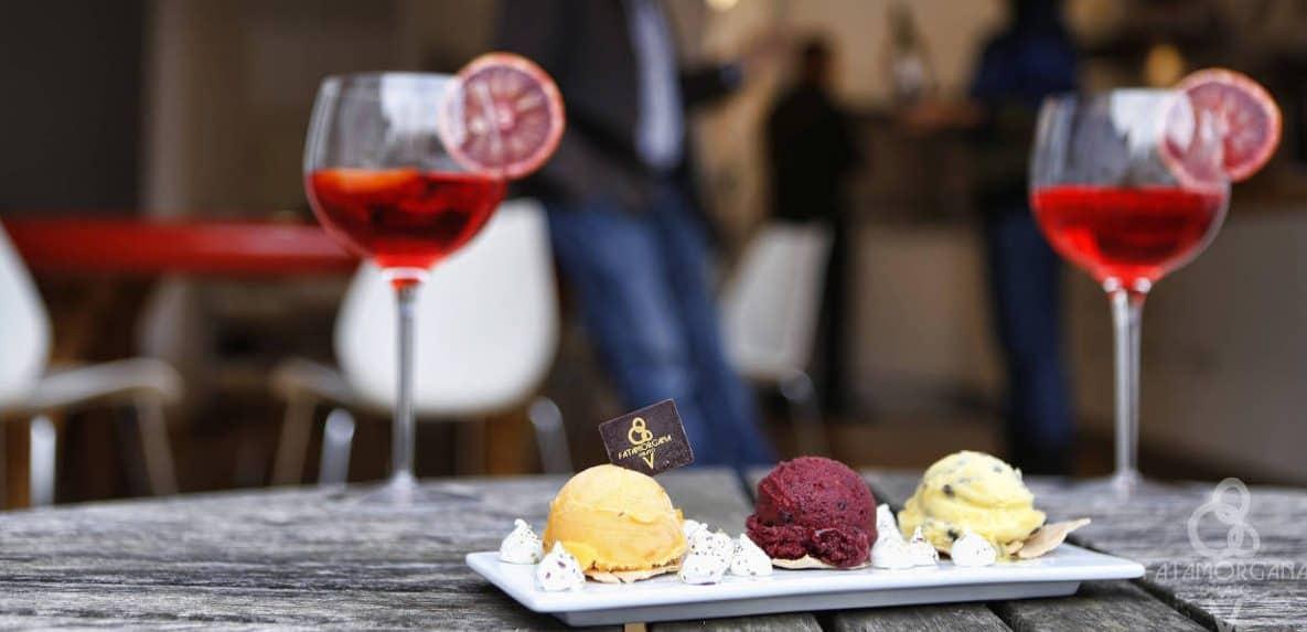 melhores sorveterias de roma