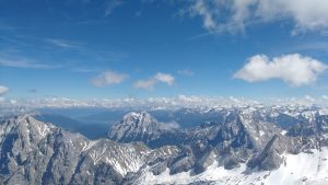 Visite o Zugspitze, o ponto mais alto da Alemanha perto de Munique