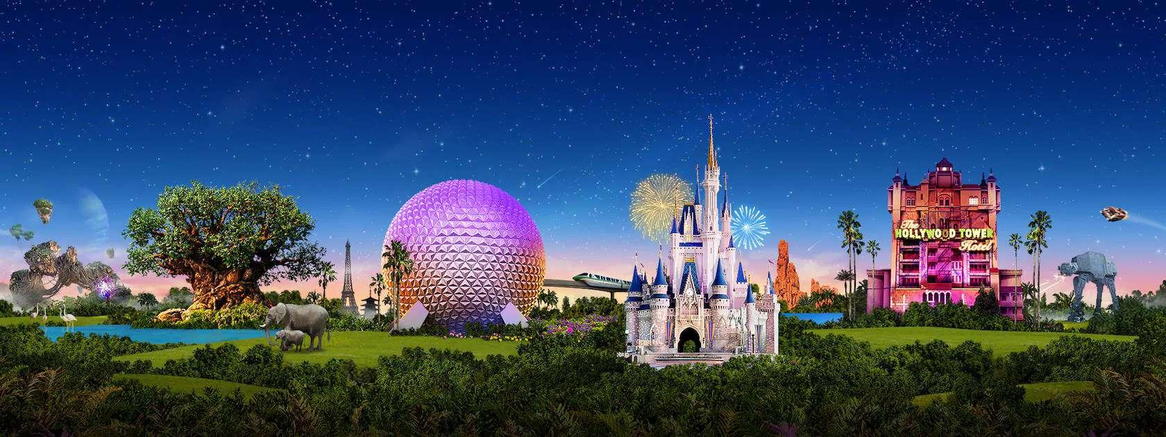 Como viajar para Disney com pouco dinheiro