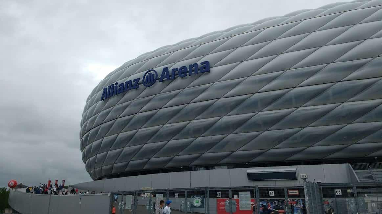 estádios de futebol para visitar
