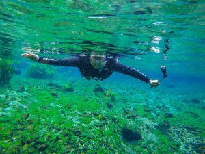 Flutuação em Bonito: qual escolher para fazer?
