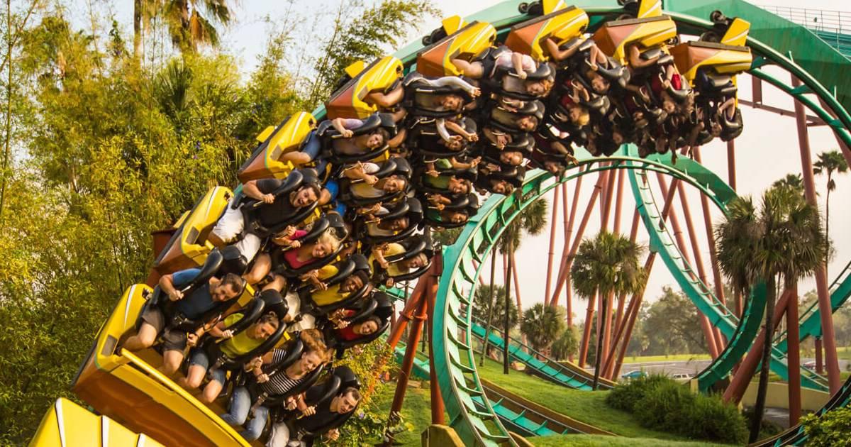 Guia Busch Gardens: montanhas-russas radicais e diversão para toda família