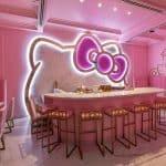 Hello Kitty Grand Cafe: conheça o café mais fofo da Califórnia