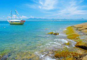 6 ilhas no Espírito Santo para visitar no próximo Verão