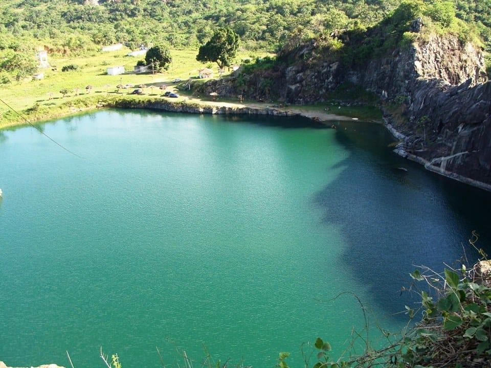 Lagoa Azul faz sucesso no interior de Pernambuco