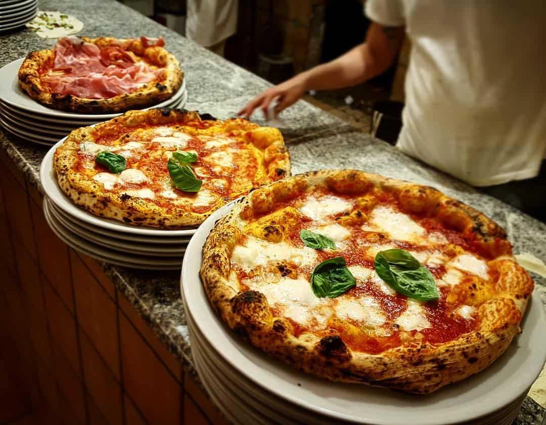 Descubra quais são as melhores pizzarias de Roma