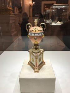 Museu Fabergé é uma das joias da romântica São Petersburgo