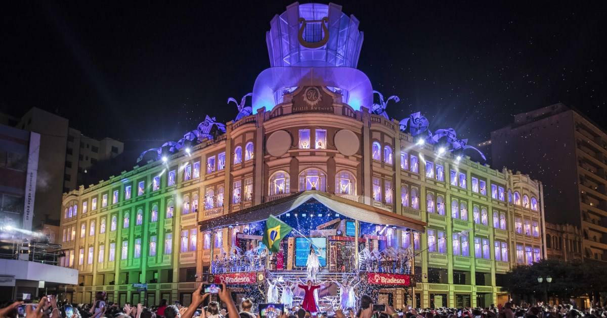 Programação de Natal em Curitiba para curtir com a família [2019]