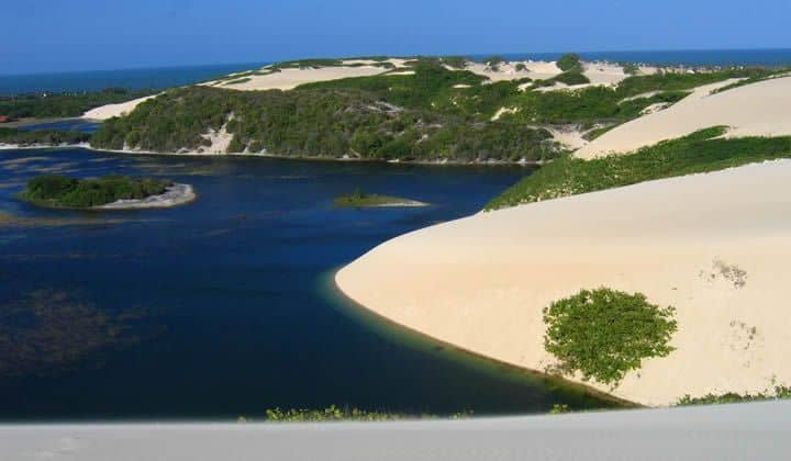 Dunas de Pirambu revelam lado ainda pouco conhecido em Sergipe