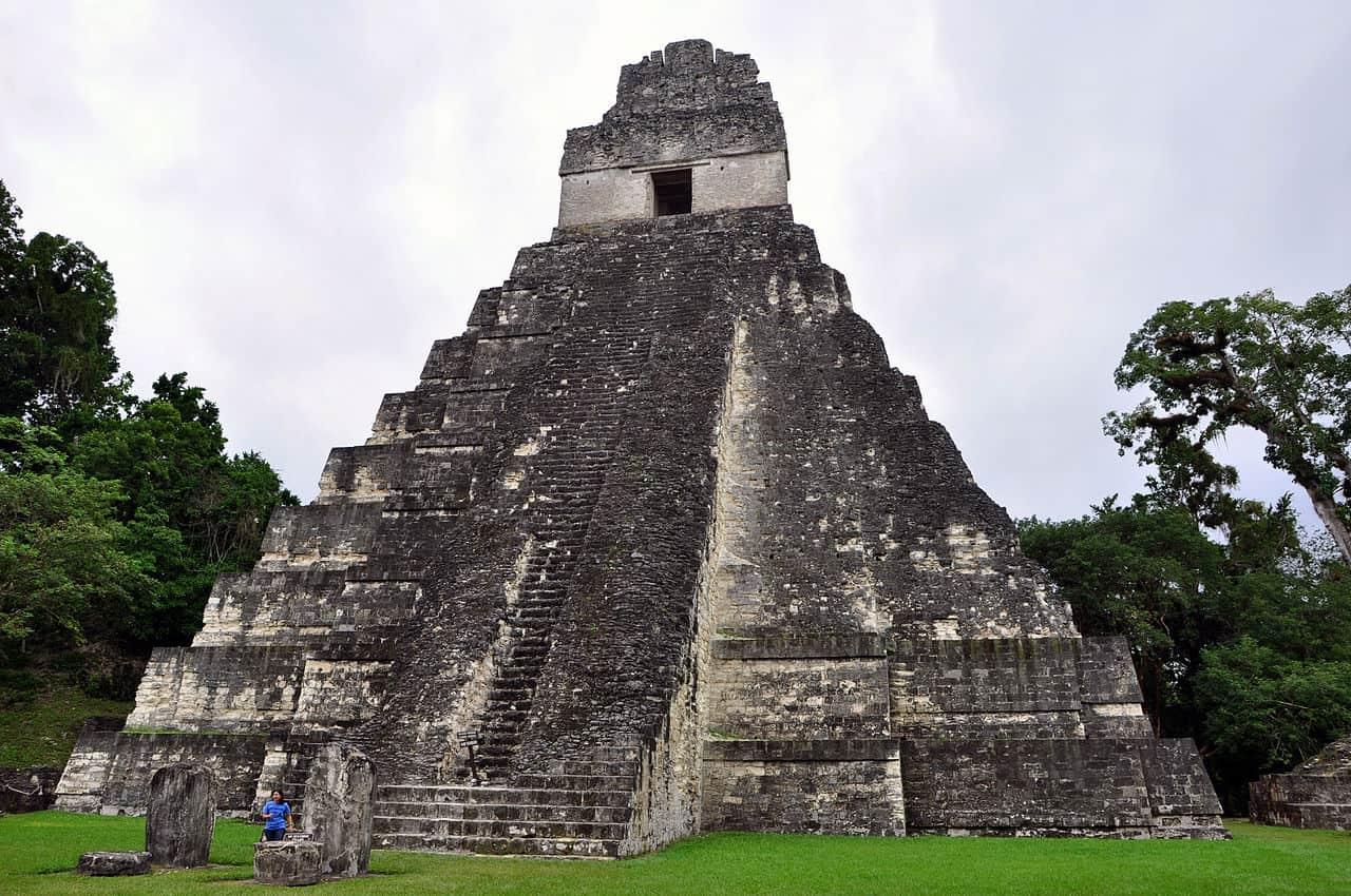 piramides na america